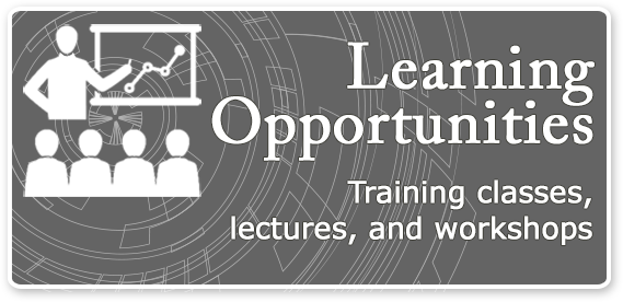 IT Learning Opportunities